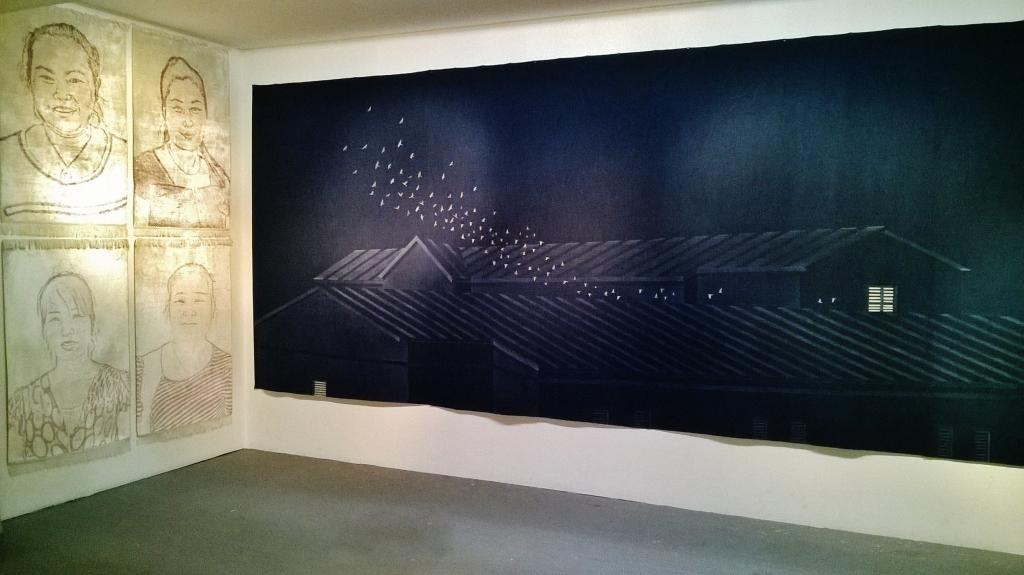 Arsenale Nord, Venice Biennale 2015