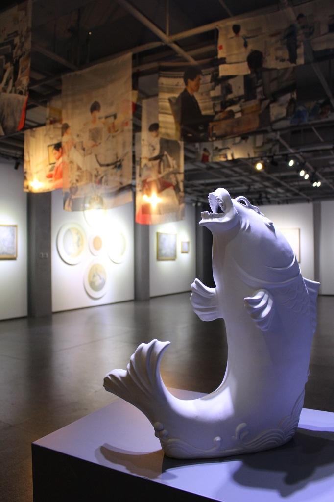 "Gallery Art Labor, Shanghai. ""Bites Back"" 2015"