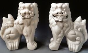 """Identiteeth"" Porcelain."