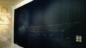 Installation view. Venice Biennale 2015